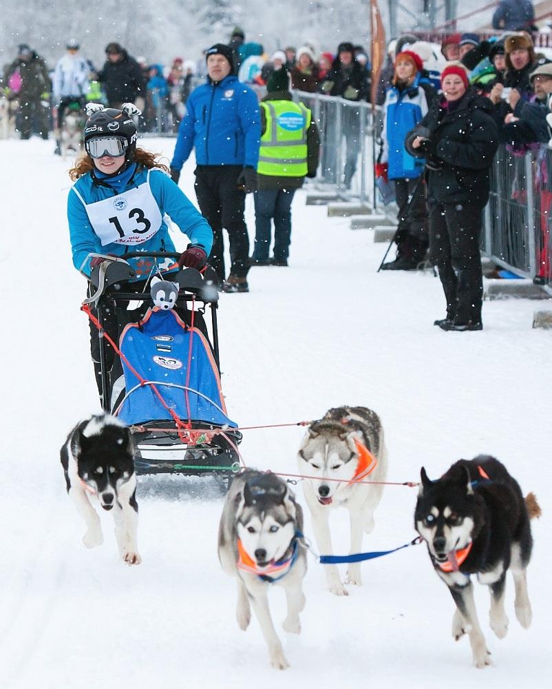 Mariin Jälg 2013 võistlusel