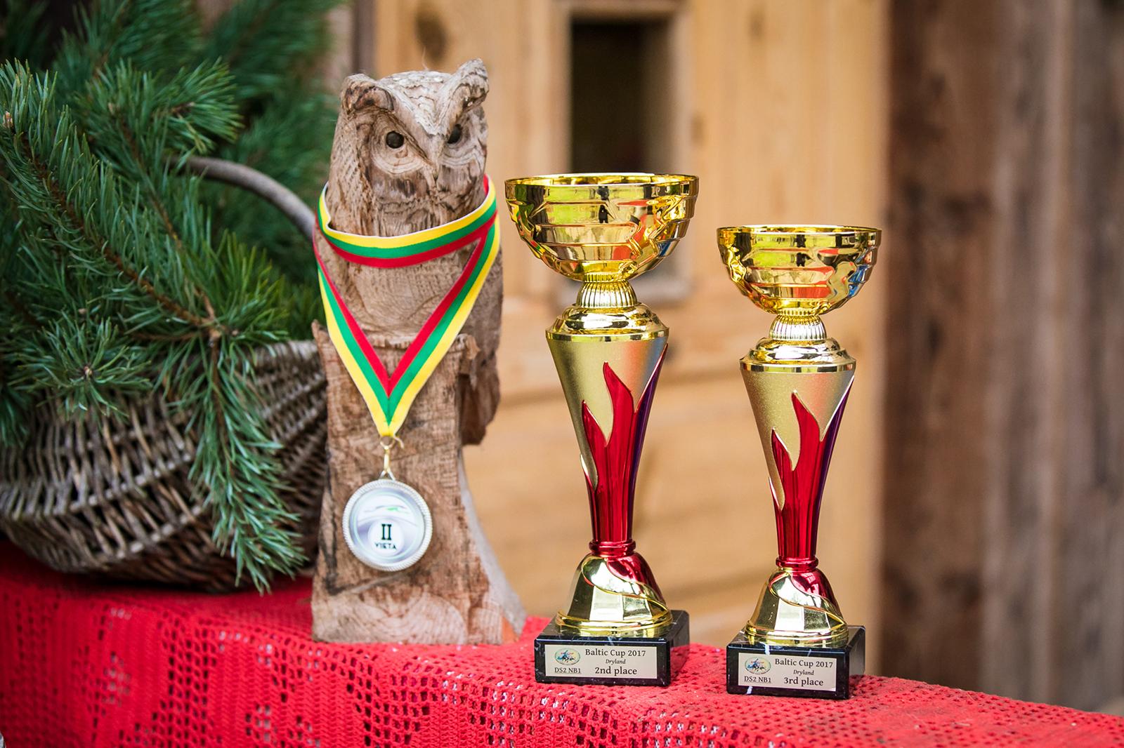 Baltic Cup 2017 koeerte veospordi võistlus