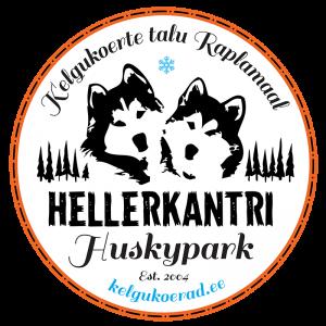 Hellerkantri Huskypark logo